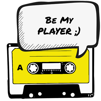 Funny Cassette - Stickers for iMessage messages sticker-5