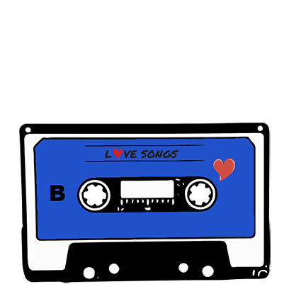 Funny Cassette - Stickers for iMessage messages sticker-0
