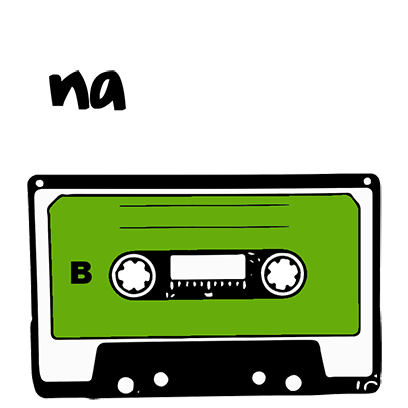 Funny Cassette - Stickers for iMessage messages sticker-6