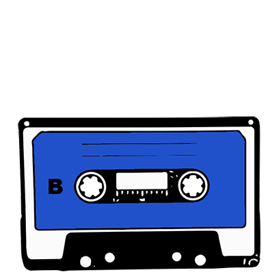 Funny Cassette - Stickers for iMessage messages sticker-7