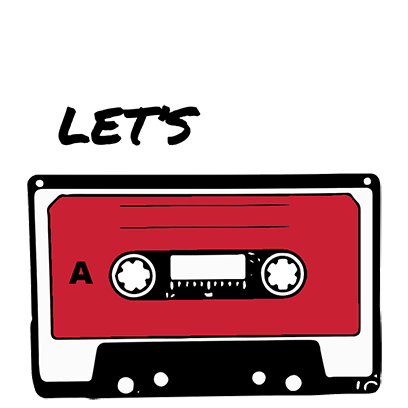 Funny Cassette - Stickers for iMessage messages sticker-4