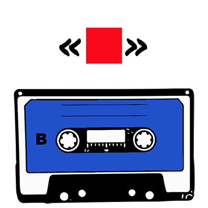 Funny Cassette - Stickers for iMessage messages sticker-10