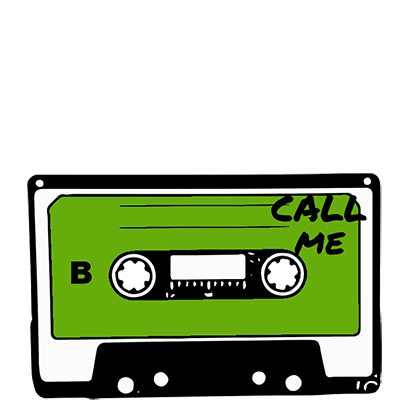 Funny Cassette - Stickers for iMessage messages sticker-3