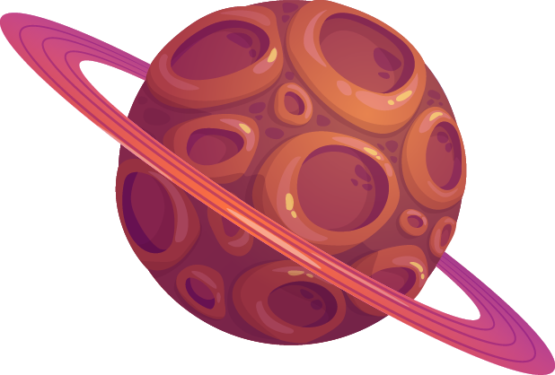 Alien planets - Stickers for iMessage messages sticker-6