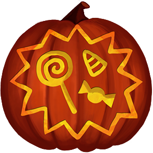 Costume Quest Stickers messages sticker-4