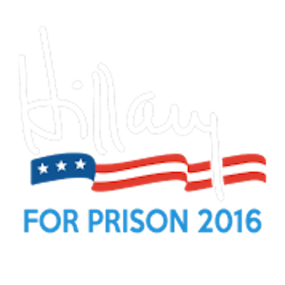 Crooked Hillary Clinton messages sticker-8