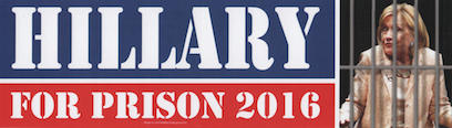 Crooked Hillary Clinton messages sticker-10