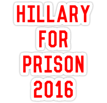 Crooked Hillary Clinton messages sticker-11