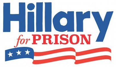 Crooked Hillary Clinton messages sticker-3