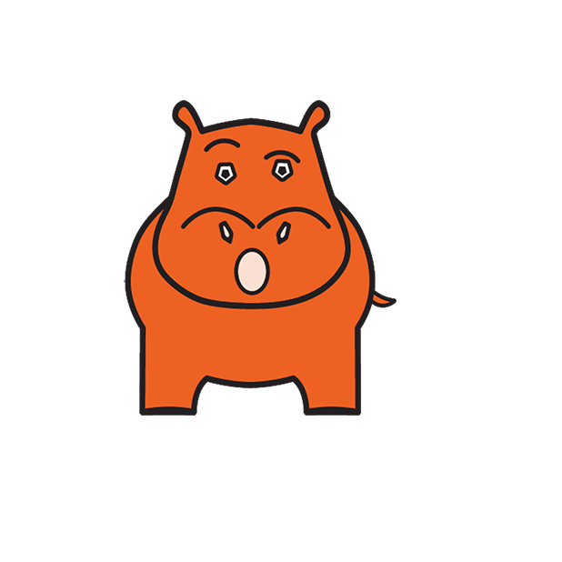 Jack and His Hippo Family messages sticker-6