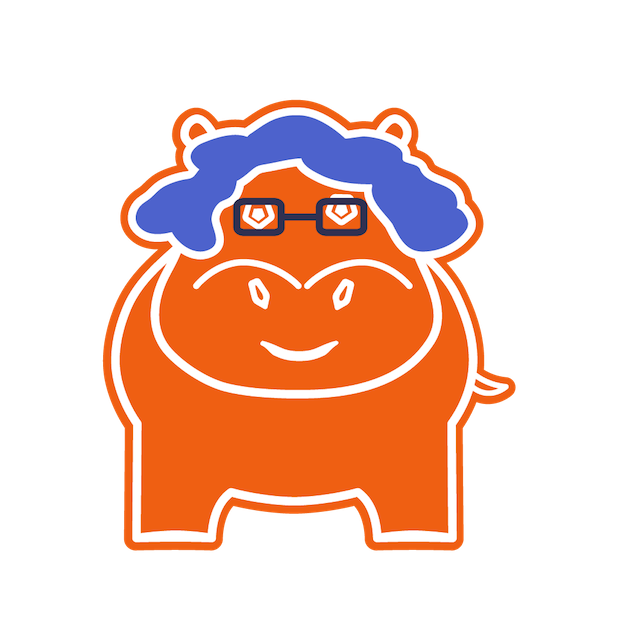 Jack and His Hippo Family messages sticker-5