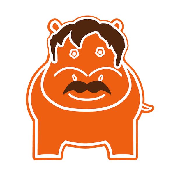 Jack and His Hippo Family messages sticker-1