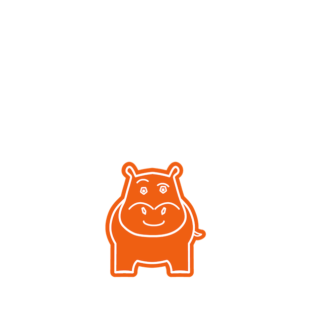Jack and His Hippo Family messages sticker-8