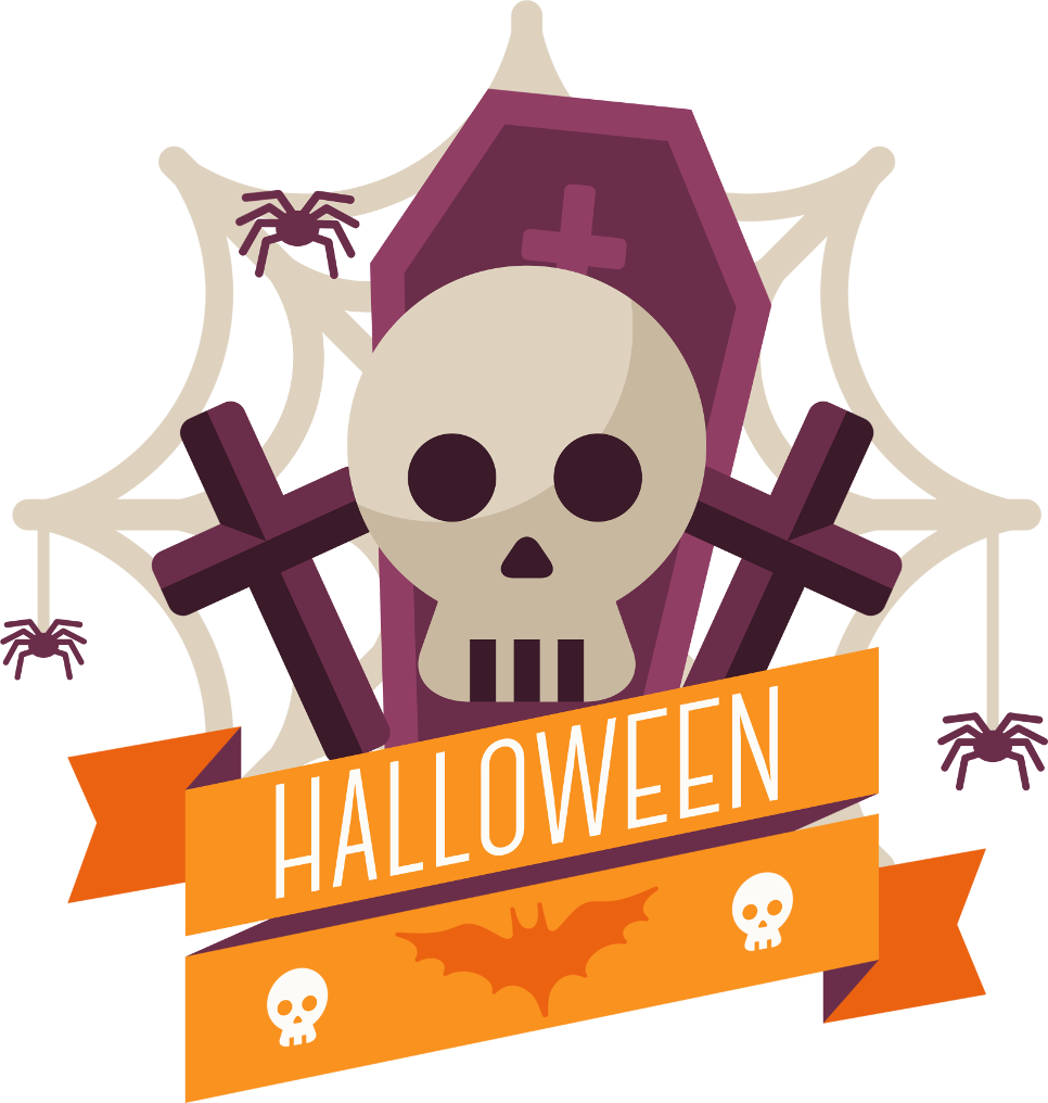 Spooki - Halloween Stickers messages sticker-0