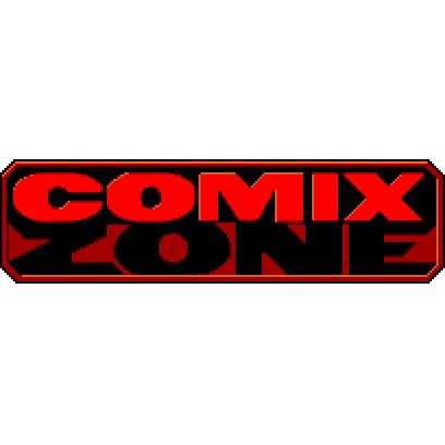 Comix Zone Classic messages sticker-0