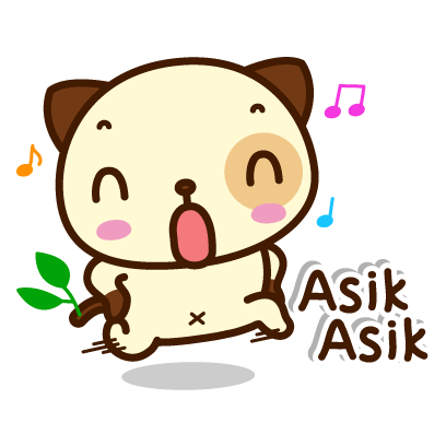 Pandadog (Bahasa Indonesia) - Mango Sticker messages sticker-2