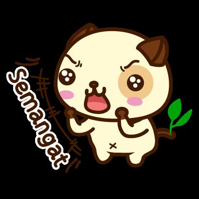 Pandadog (Bahasa Indonesia) - Mango Sticker messages sticker-8