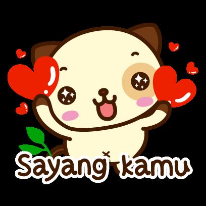 Pandadog (Bahasa Indonesia) - Mango Sticker messages sticker-6