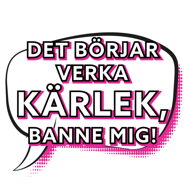 Säg det med Melodifestivalen messages sticker-8
