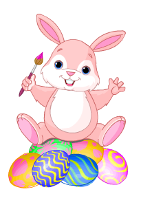 Happy Easter Stickers messages sticker-1