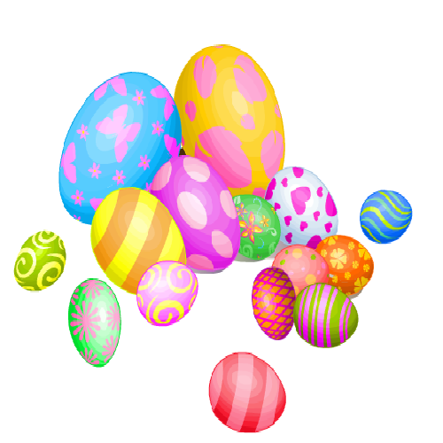 Happy Easter Stickers messages sticker-9