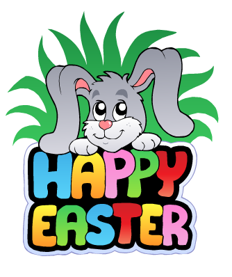 Happy Easter Stickers messages sticker-2
