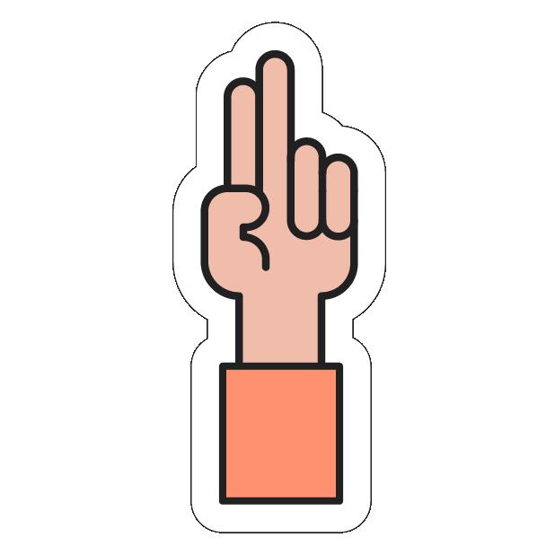 Handy Stickers messages sticker-7