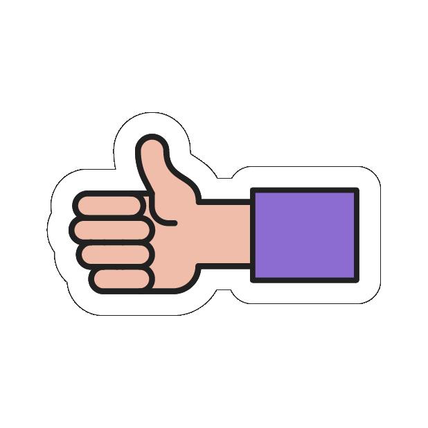 Handy Stickers messages sticker-6