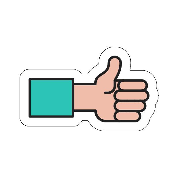 Handy Stickers messages sticker-5