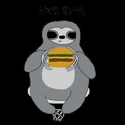 Sassy Sloths messages sticker-10