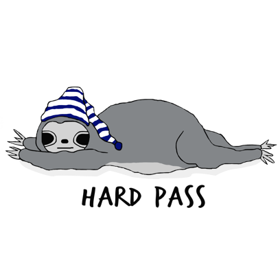 Sassy Sloths messages sticker-4