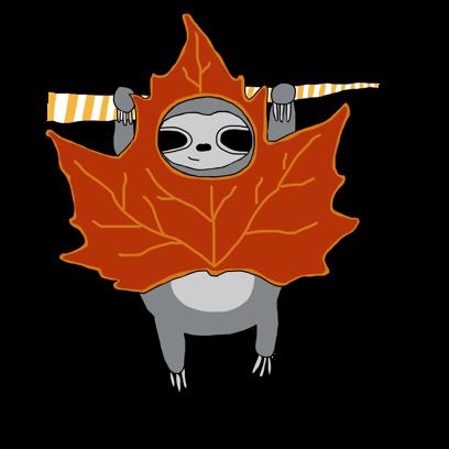 Sassy Sloths messages sticker-0