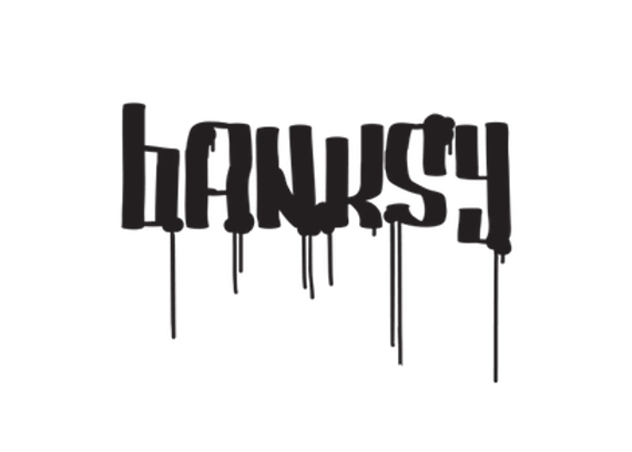 Banksy Sticker Art messages sticker-6