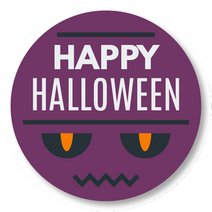 Happy Halloween Stickers Pro messages sticker-0