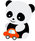 Panda Emoji - Sticker messages sticker-11
