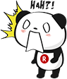 Panda Emoji - Sticker messages sticker-3