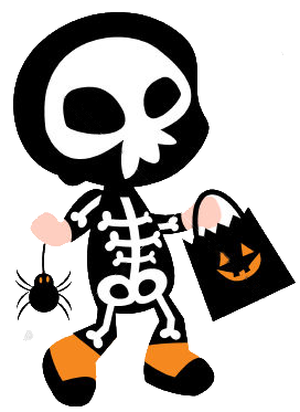 Halloween Character Emoji - Sticker messages sticker-5