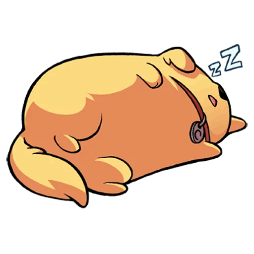 Golden Dog Sticker Pack messages sticker-9
