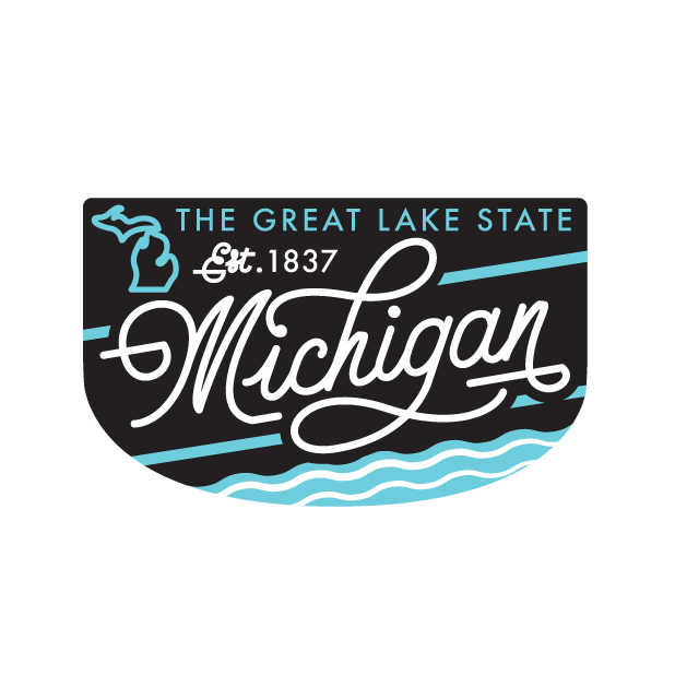 Michigan Great Outdoors messages sticker-7
