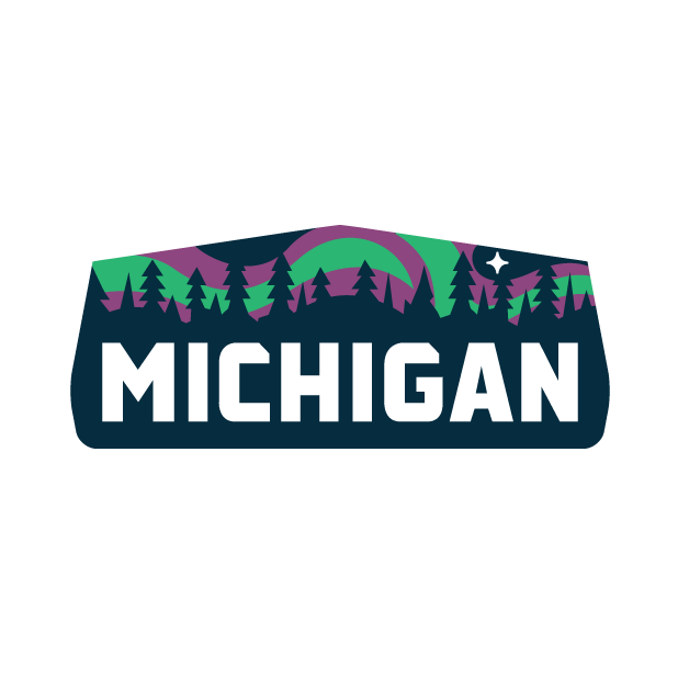Michigan Great Outdoors messages sticker-4