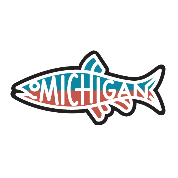 Michigan Great Outdoors messages sticker-3