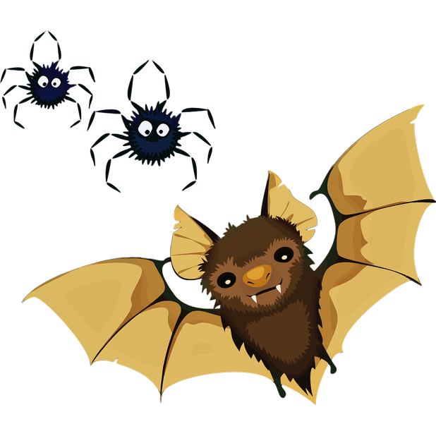 Bats Stickers messages sticker-3