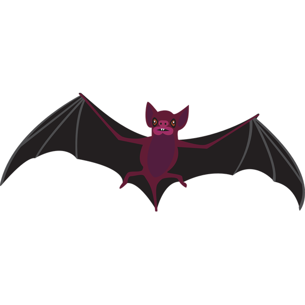 Bats Stickers messages sticker-8