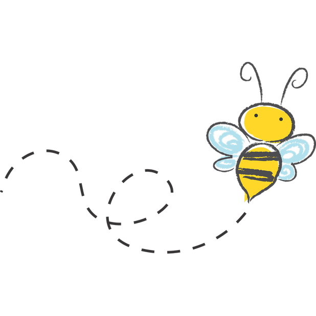 Fun Bees messages sticker-4