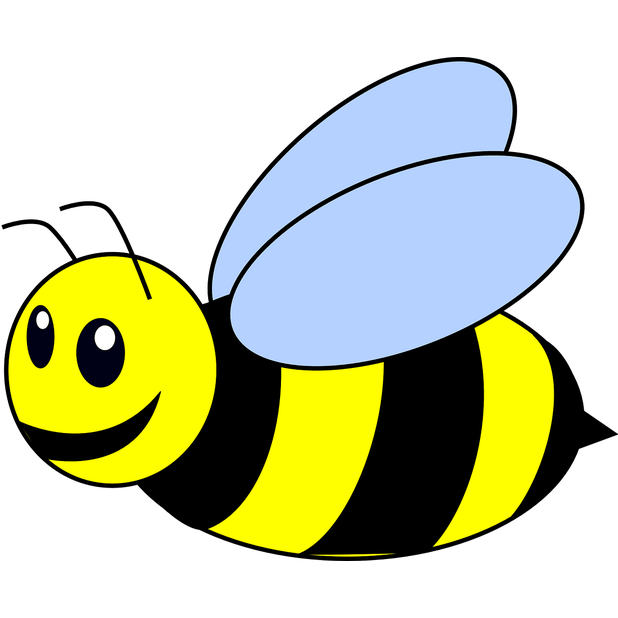 Fun Bees messages sticker-1