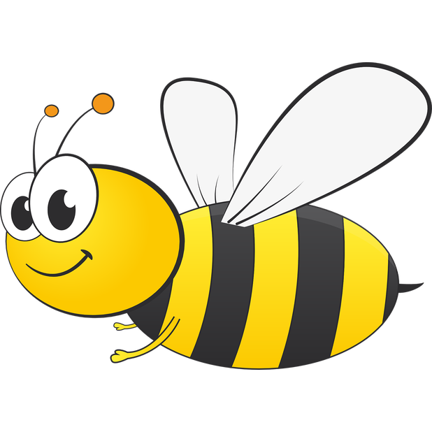 Fun Bees messages sticker-7