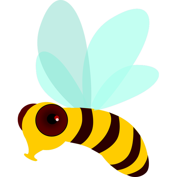 Fun Bees messages sticker-3
