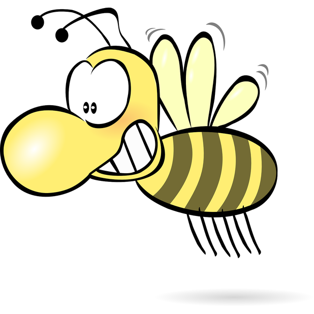 Fun Bees messages sticker-10