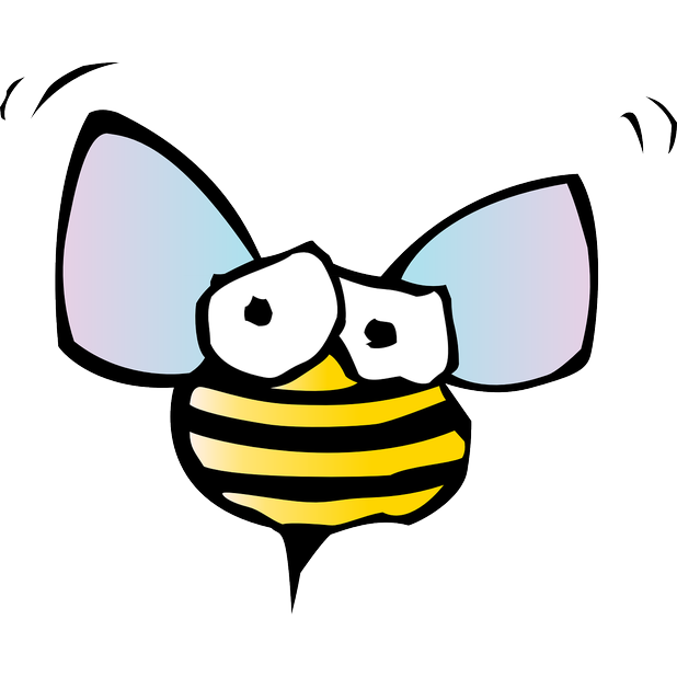 Fun Bees messages sticker-5