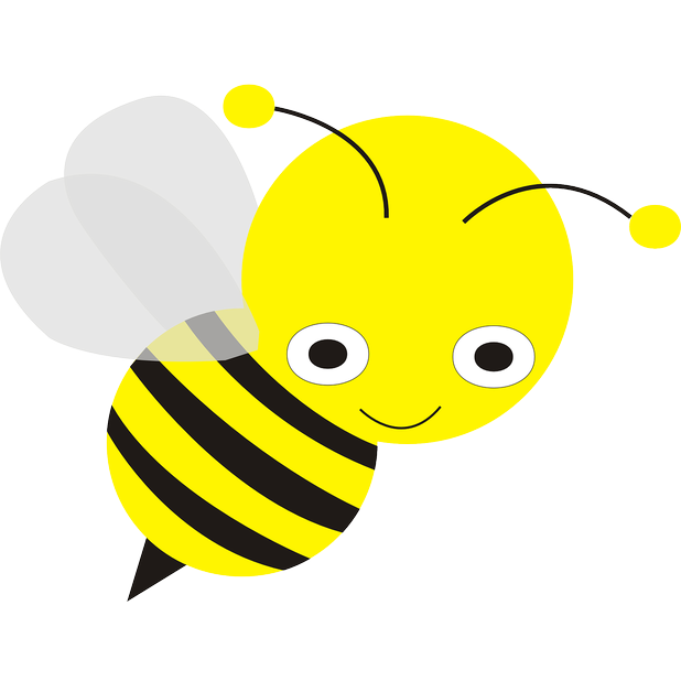 Fun Bees messages sticker-6